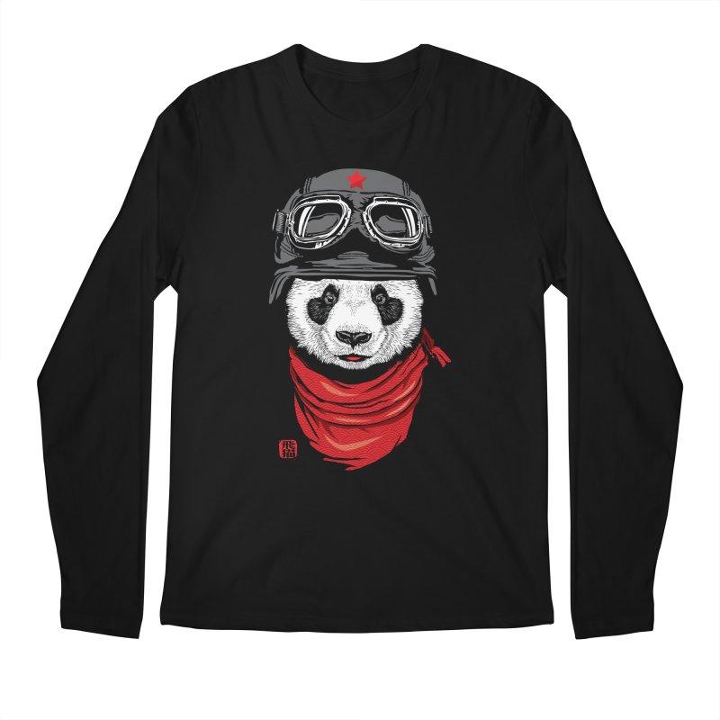 The Happy Adventurer Men's Longsleeve T-Shirt by Jun087