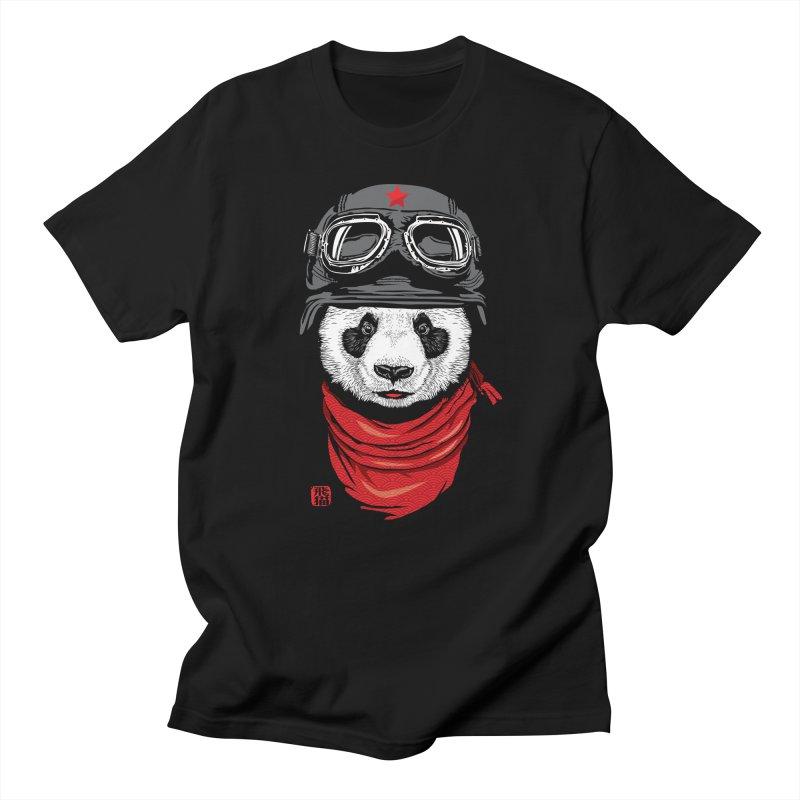 The Happy Adventurer Men's T-shirt by Jun087