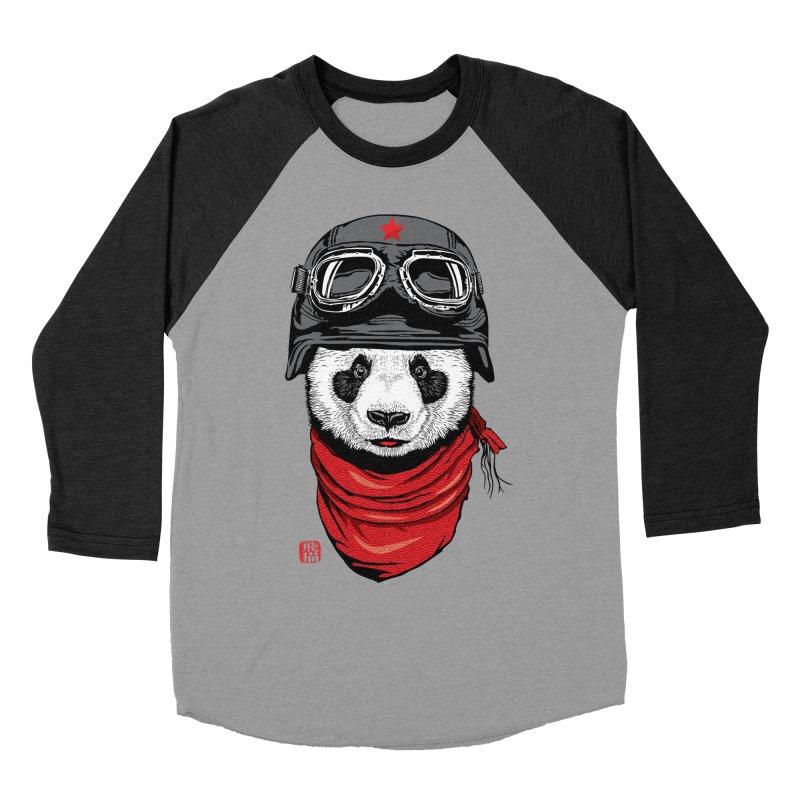 The Happy Adventurer Women's Baseball Triblend T-Shirt by Jun087