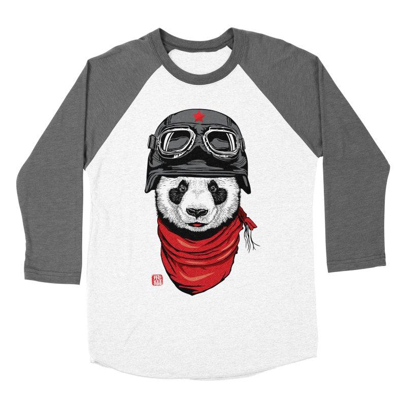The Happy Adventurer Men's Baseball Triblend T-Shirt by Jun087