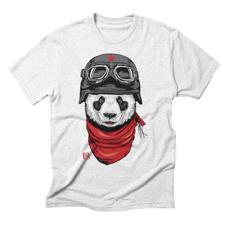 The Happy Adventurer Men's Triblend T-shirt by Jun087