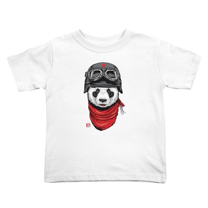 The Happy Adventurer Kids Toddler T-Shirt by Jun087