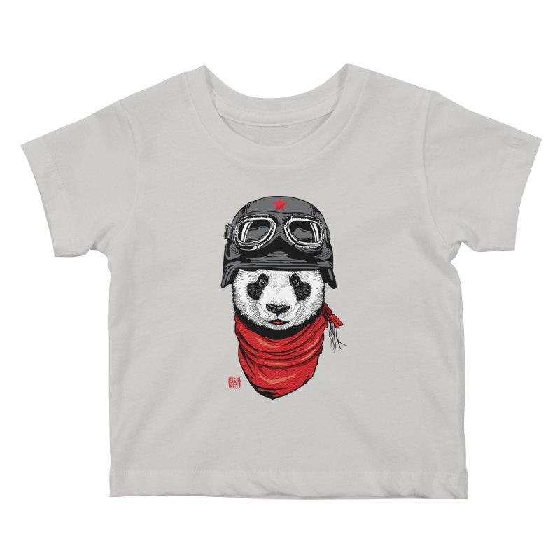 The Happy Adventurer Kids Baby T-Shirt by Jun087