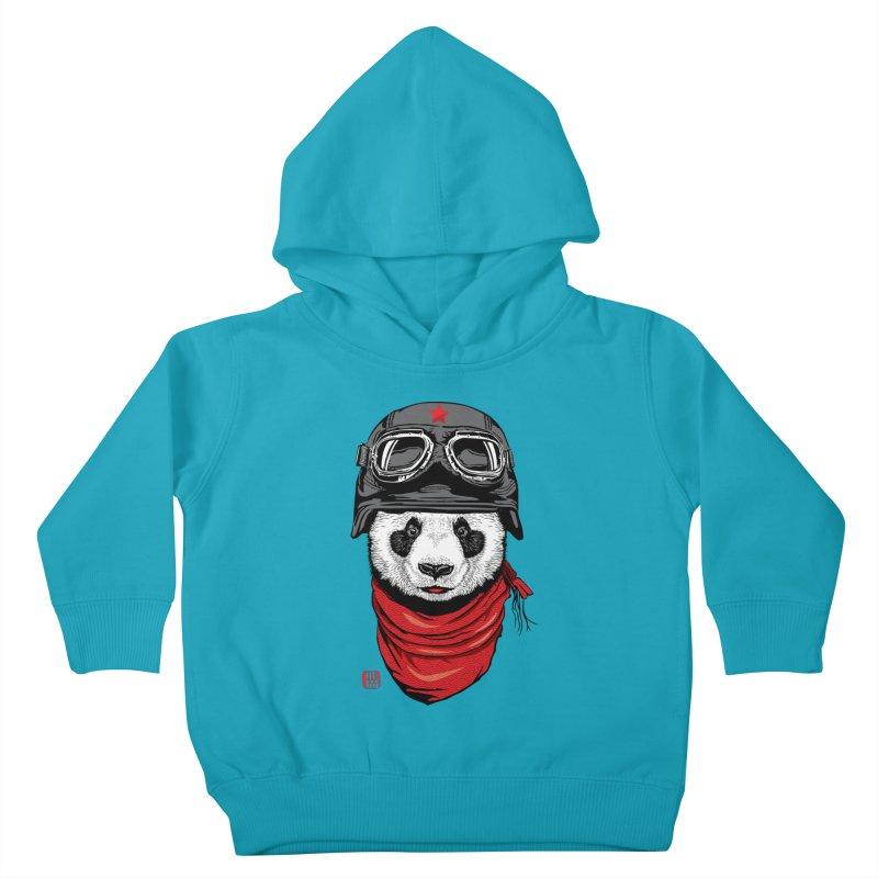 The Happy Adventurer Kids Toddler Pullover Hoody by Jun087