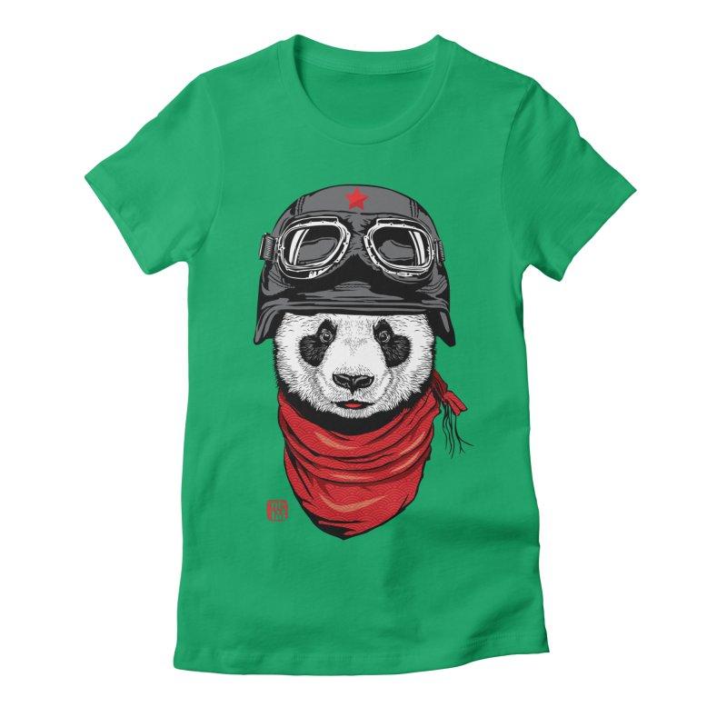 The Happy Adventurer Women's T-Shirt by Jun087