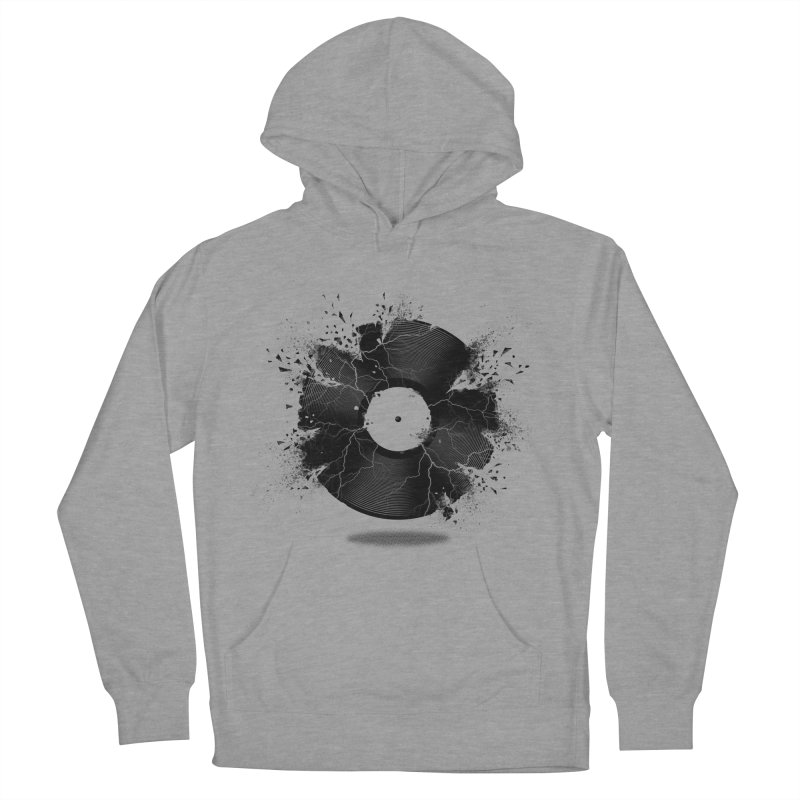 Break The Record Men's Pullover Hoody by Jun087