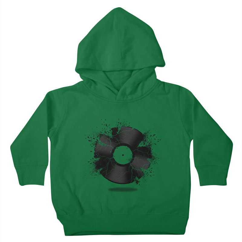 Break The Record Kids Toddler Pullover Hoody by Jun087