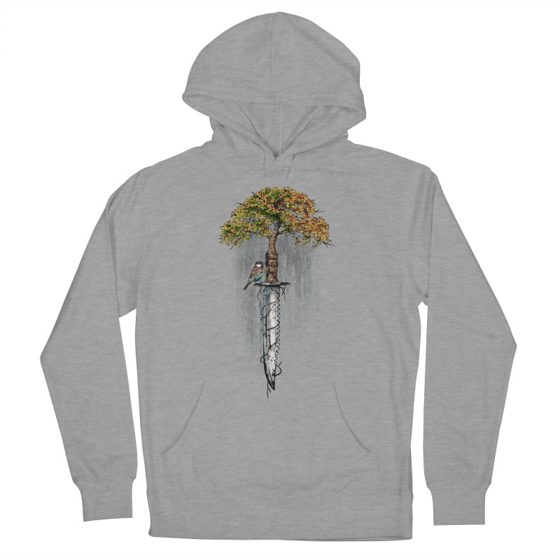 Back to life Women's Pullover Hoody by Jun087