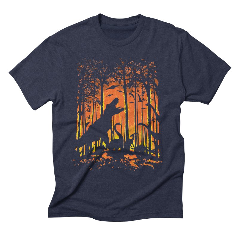 The End Men's Triblend T-shirt by Jun087