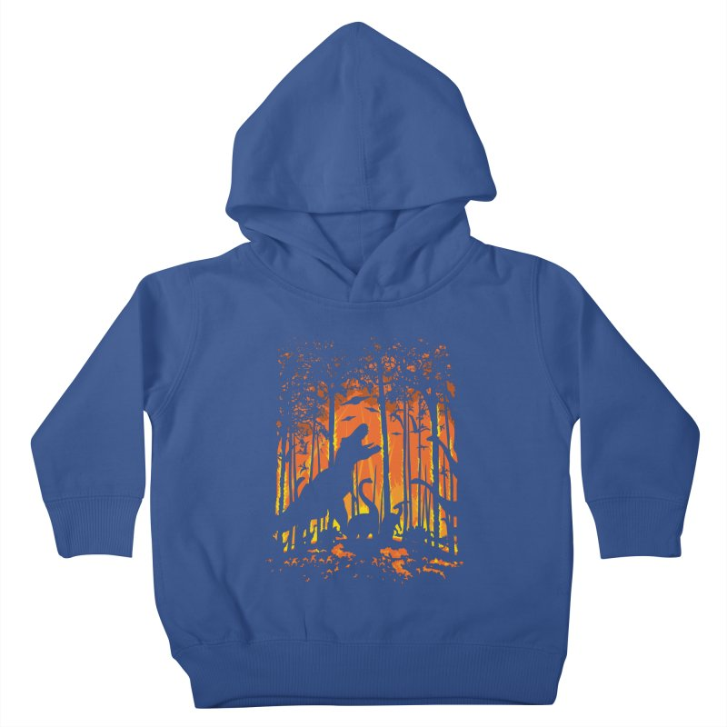 The End Kids Toddler Pullover Hoody by Jun087