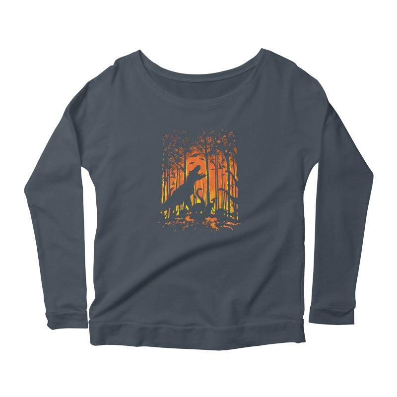 The End Women's Longsleeve T-Shirt by Jun087