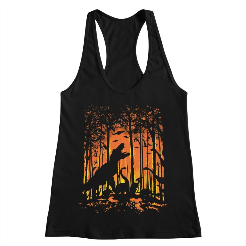 The End Women's Racerback Tank by Jun087