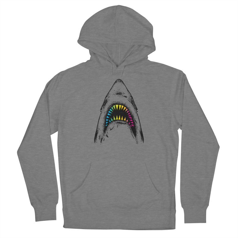 Fancy Sharky Women's Pullover Hoody by Jun087