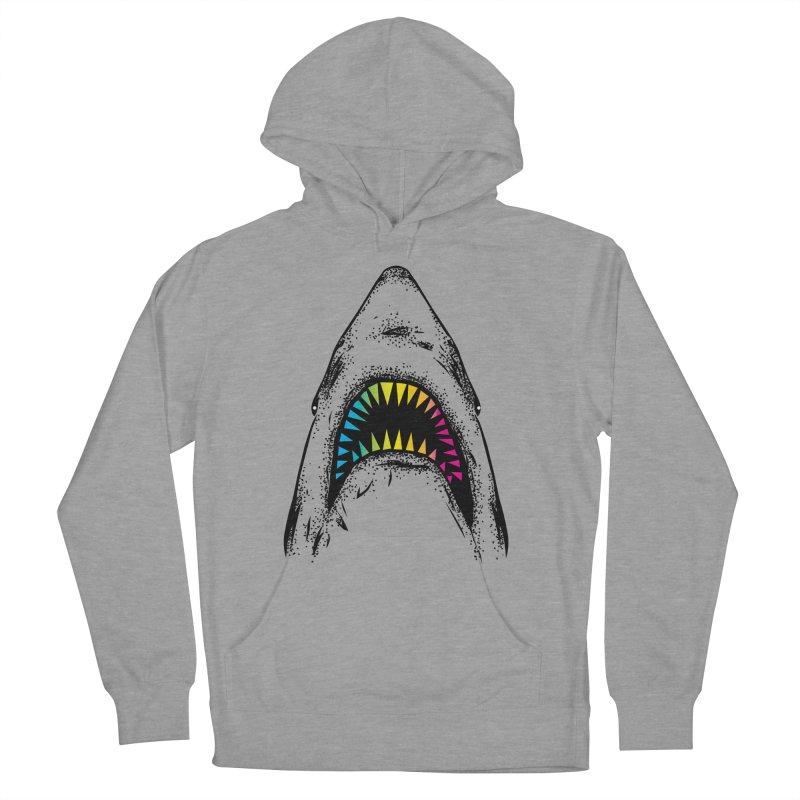 Fancy Sharky Women's Pullover Hoody by Jun087