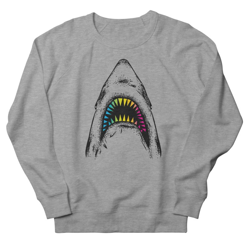 Fancy Sharky Women's Sweatshirt by Jun087