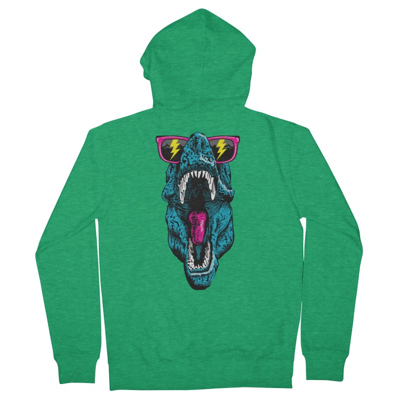 Fancy Dino Women's Zip-Up Hoody by Jun087