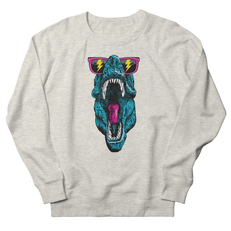 Fancy Dino Women's Sweatshirt by Jun087