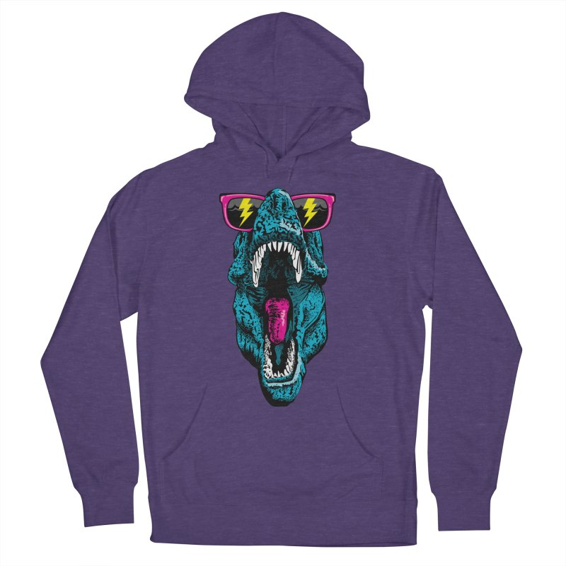 Fancy Dino Women's Pullover Hoody by Jun087