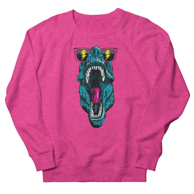 Fancy Dino Women's Sweatshirt by Jun087