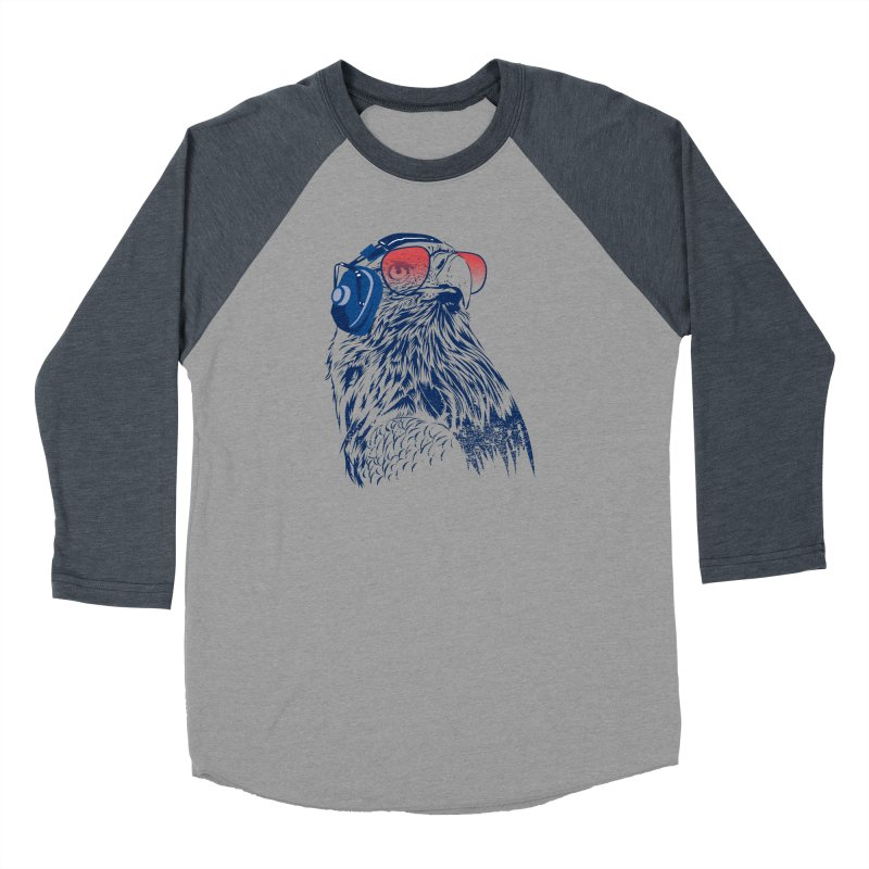 The Perfect Pilot Men's Baseball Triblend Longsleeve T-Shirt by Jun087