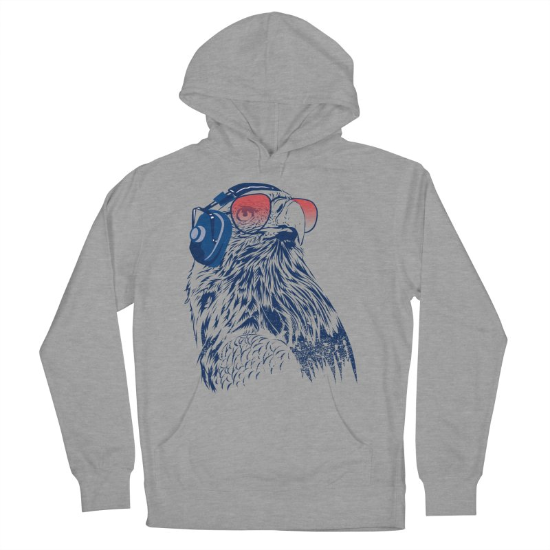 The Perfect Pilot Men's Pullover Hoody by Jun087