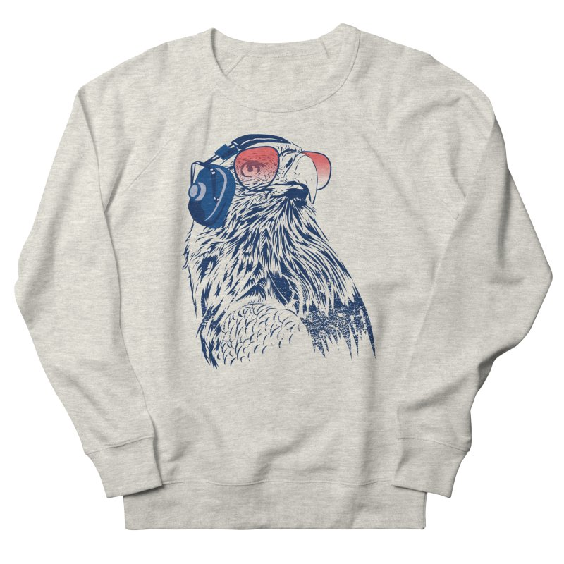 The Perfect Pilot Men's French Terry Sweatshirt by Jun087