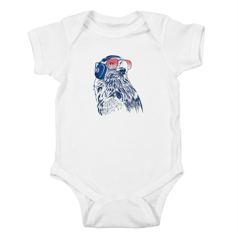 The Perfect Pilot Kids Baby Bodysuit by Jun087