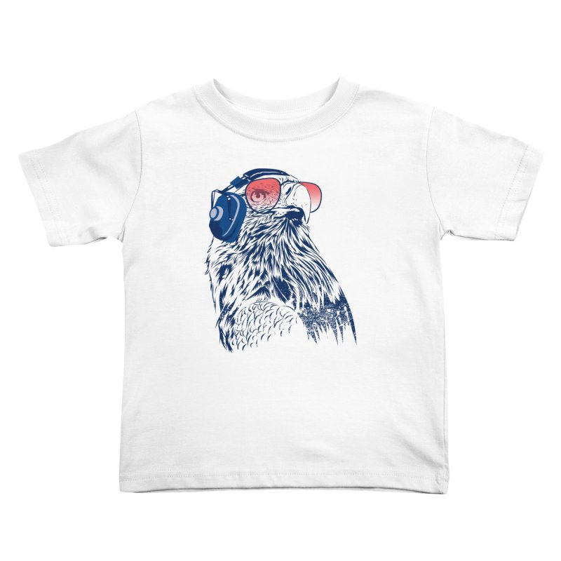 The Perfect Pilot Kids Toddler T-Shirt by Jun087