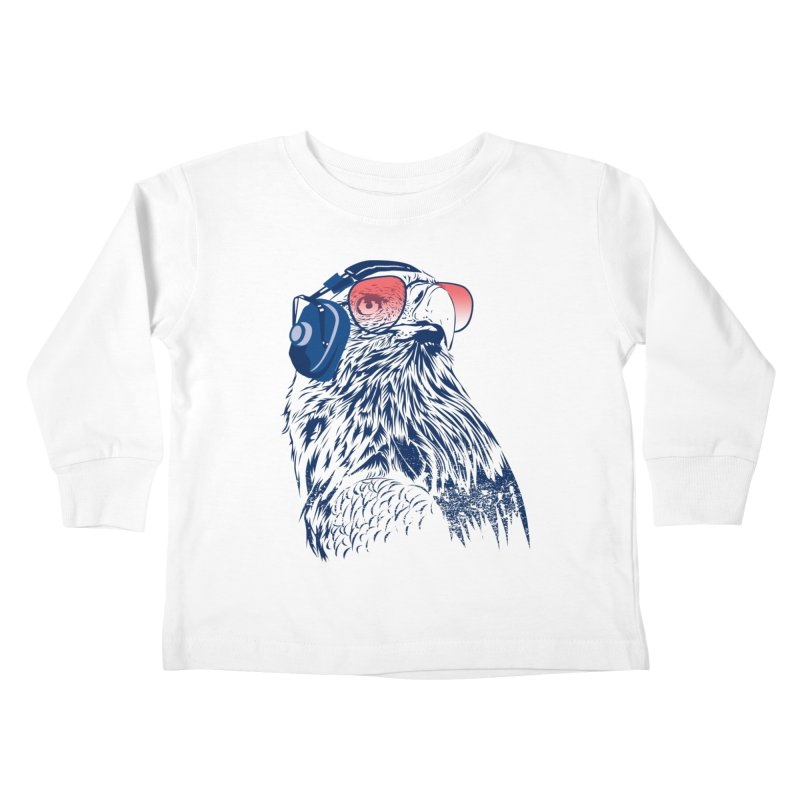 The Perfect Pilot Kids Toddler Longsleeve T-Shirt by Jun087