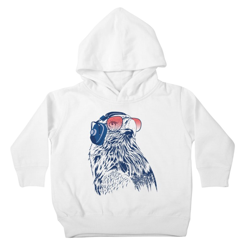 The Perfect Pilot Kids Toddler Pullover Hoody by Jun087