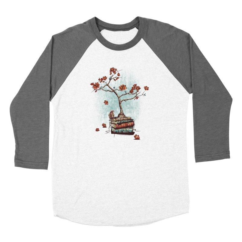 Re-bound Men's Baseball Triblend Longsleeve T-Shirt by Jun087