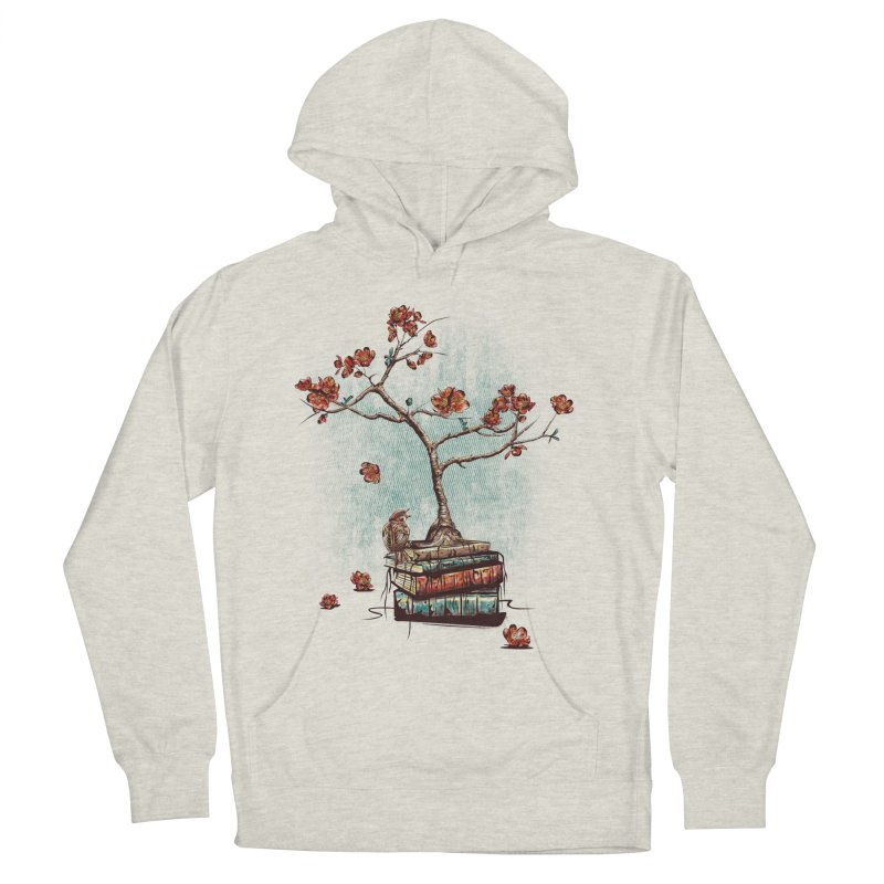 Re-bound Women's French Terry Pullover Hoody by Jun087