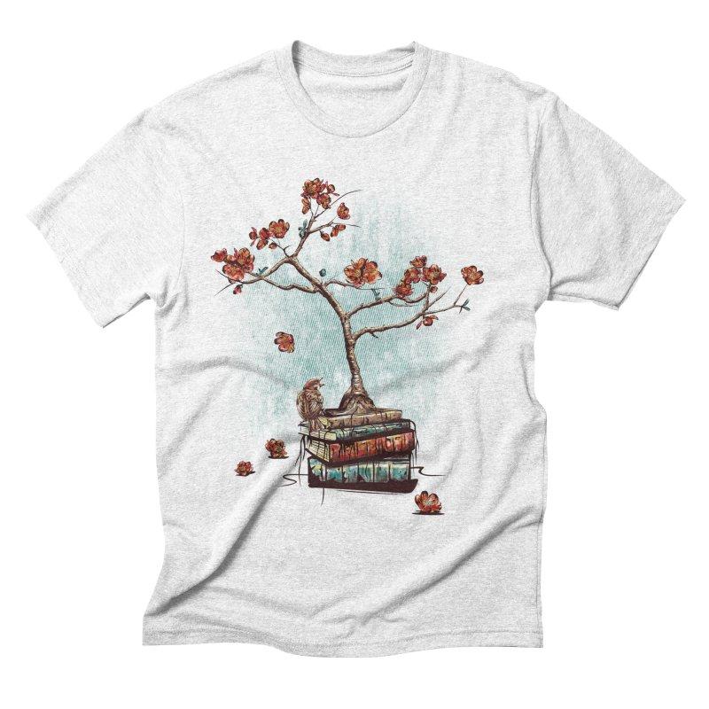 Re-bound Men's Triblend T-shirt by Jun087