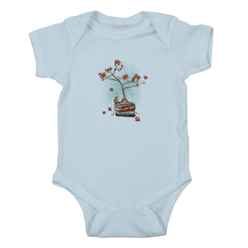 Re-bound Kids Baby Bodysuit by Jun087