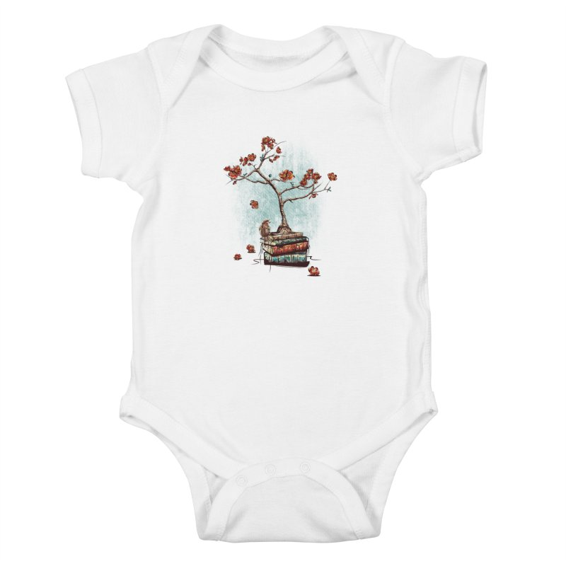 Re-bound Kids Baby Bodysuit by Jun087