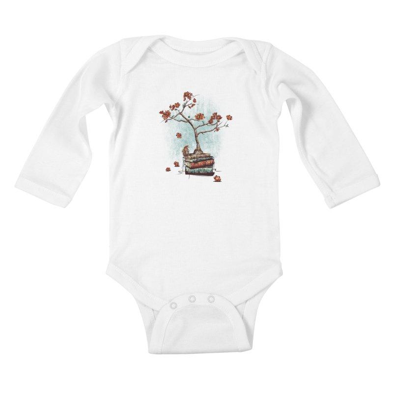 Re-bound Kids Baby Longsleeve Bodysuit by Jun087