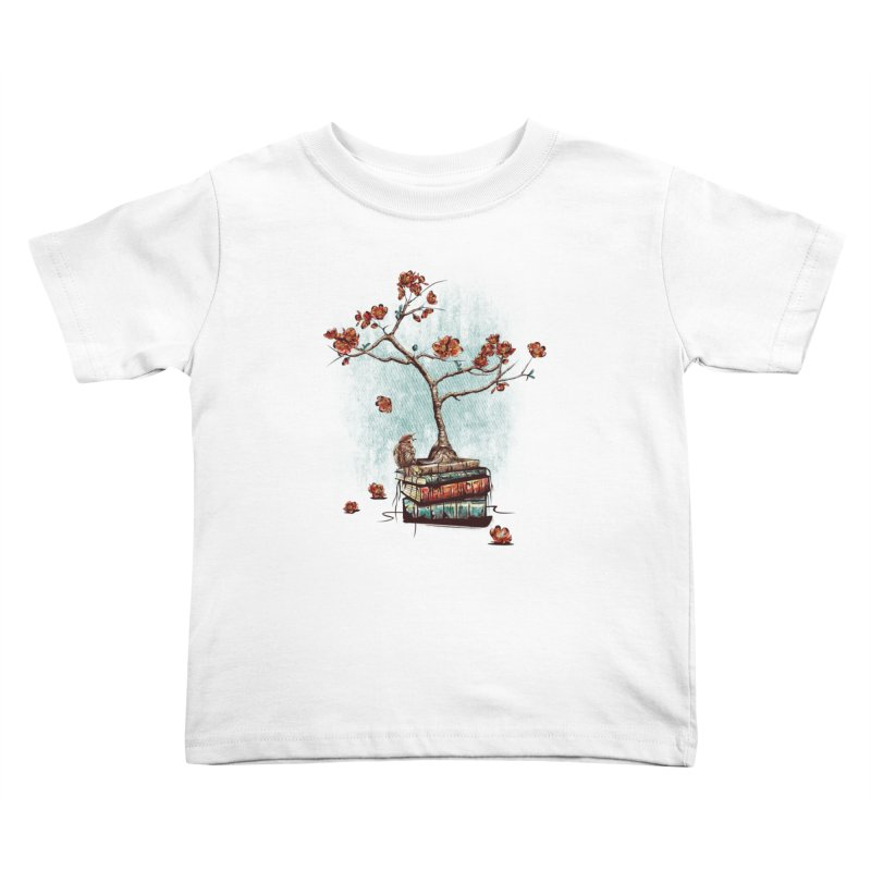 Re-bound Kids Toddler T-Shirt by Jun087