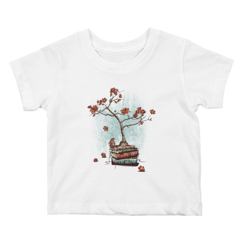 Re-bound Kids Baby T-Shirt by Jun087