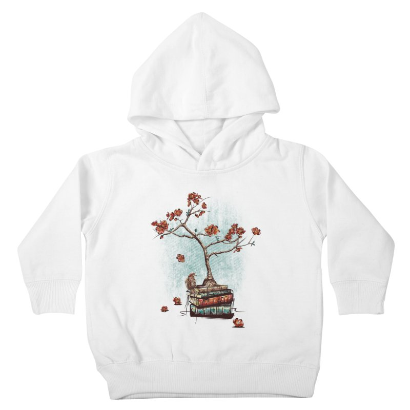 Re-bound Kids Toddler Pullover Hoody by Jun087