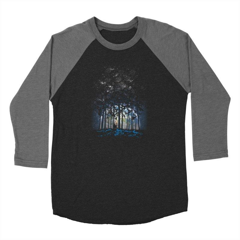 Rising Men's Baseball Triblend Longsleeve T-Shirt by Jun087