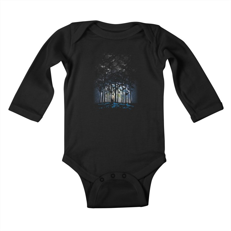 Rising Kids Baby Longsleeve Bodysuit by Jun087