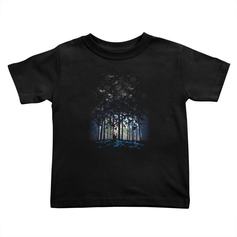 Rising Kids Toddler T-Shirt by Jun087