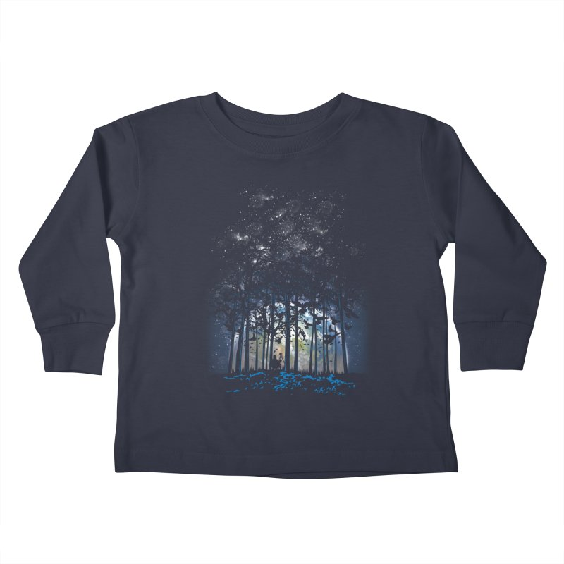 Rising Kids Toddler Longsleeve T-Shirt by Jun087
