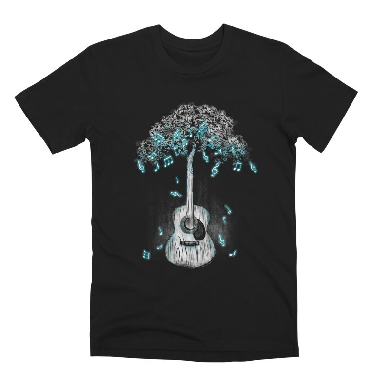 Sound of Nature Men's T-Shirt by Jun087
