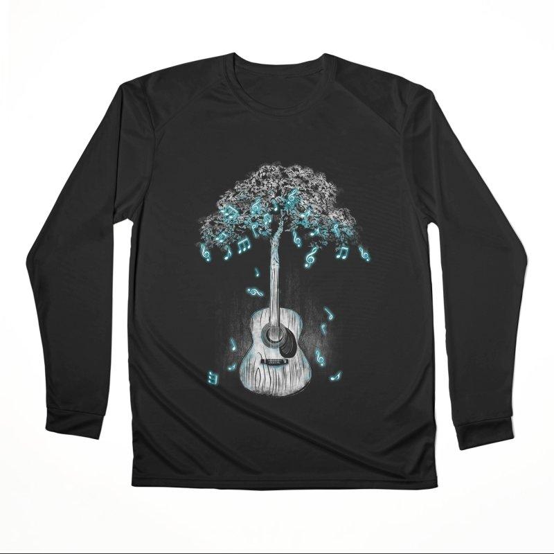 Sound of Nature Men's Longsleeve T-Shirt by Jun087
