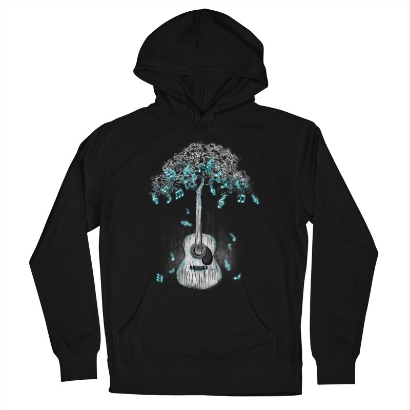Sound of Nature Men's Pullover Hoody by Jun087