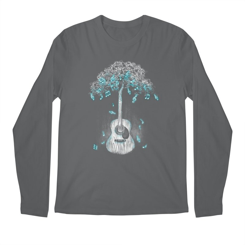 Sound of Nature Men's Longsleeve T-Shirt by Jun087