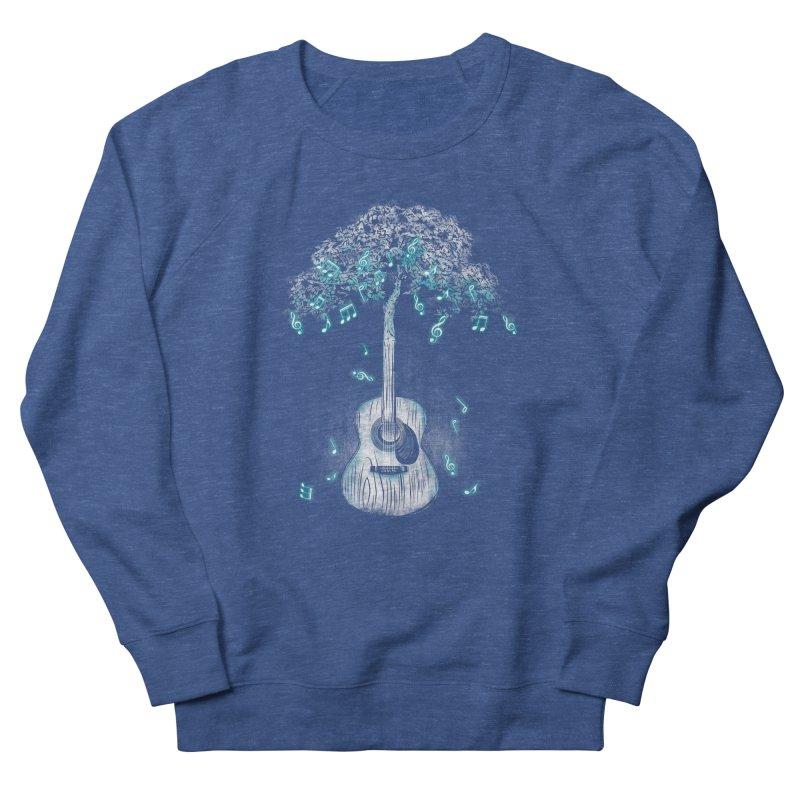 Sound of Nature Men's Sweatshirt by Jun087