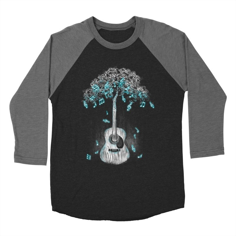 Sound of Nature Women's Longsleeve T-Shirt by Jun087