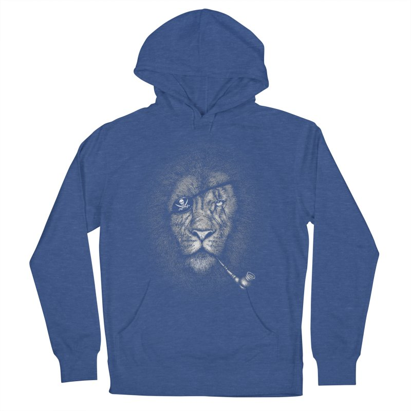 The King of Pirate Men's Pullover Hoody by Jun087